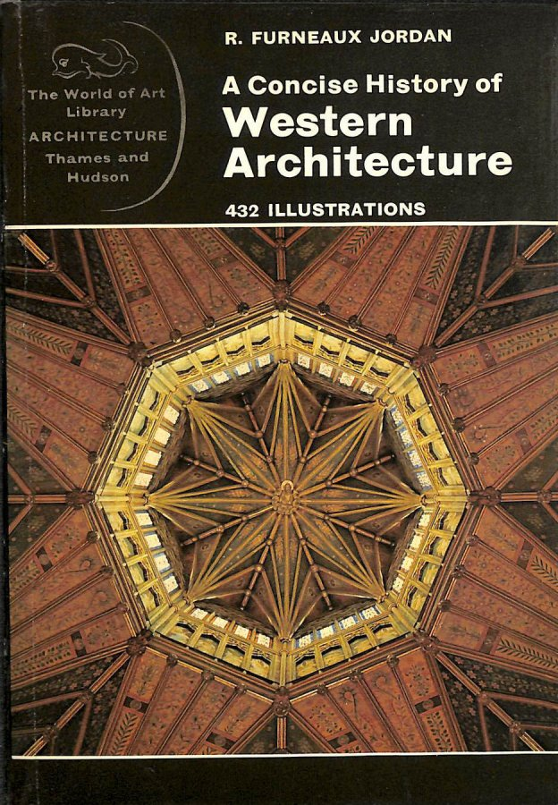 Image for Concise History of Western Architecture (World of Art)