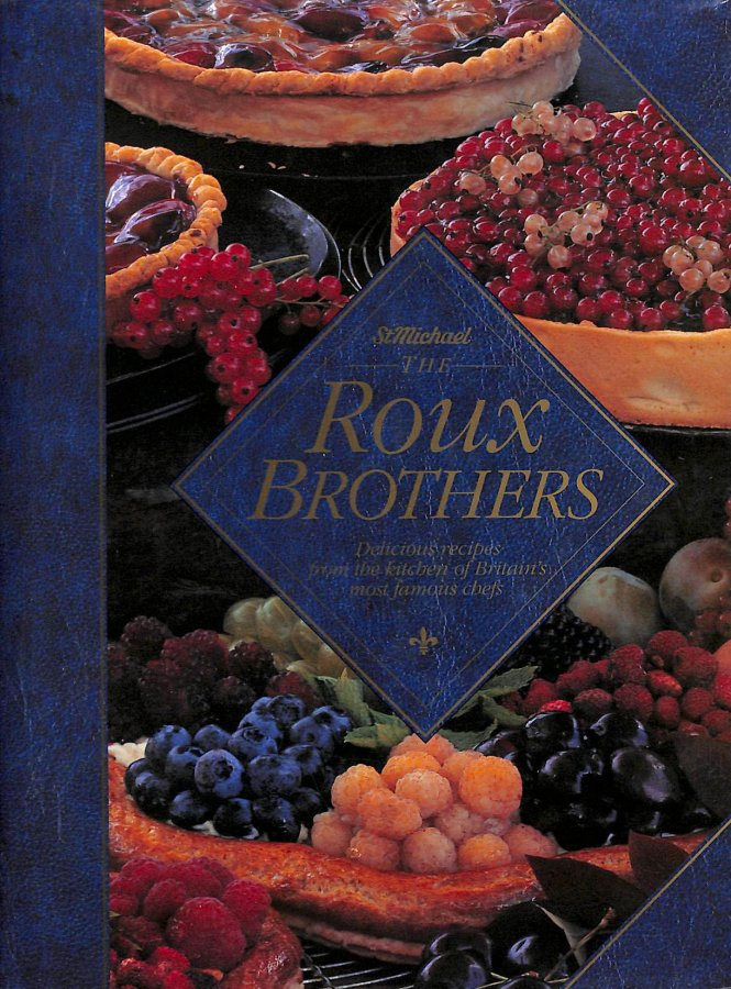 Image for The Roux Brothers On Patisserie