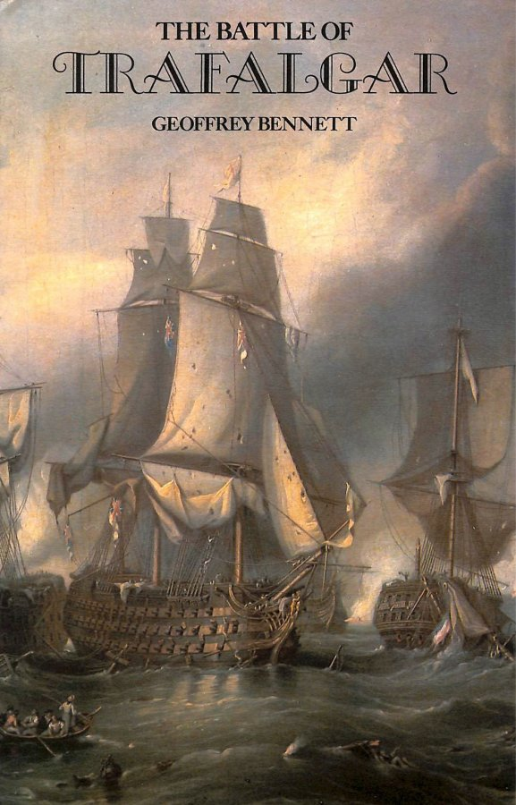 Image for The battle of Trafalgar