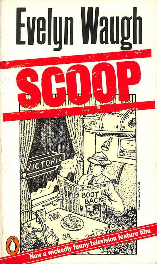 Image for Scoop: A Novel About Journalists