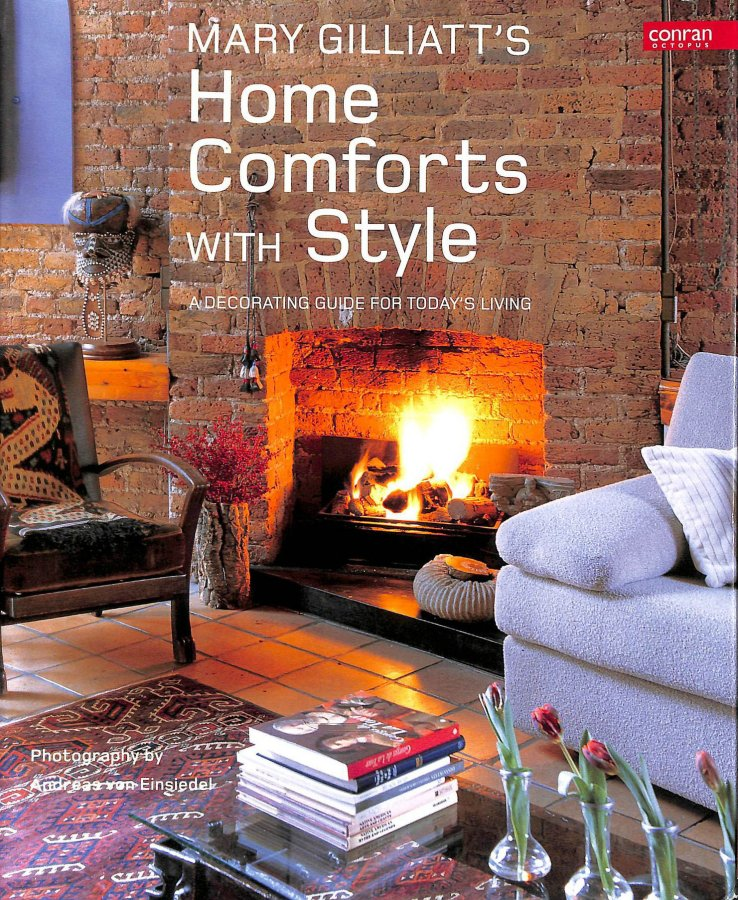Image for Home Comforts with Style: A Design Guide for Today's Living (Conran Octopus Interiors)