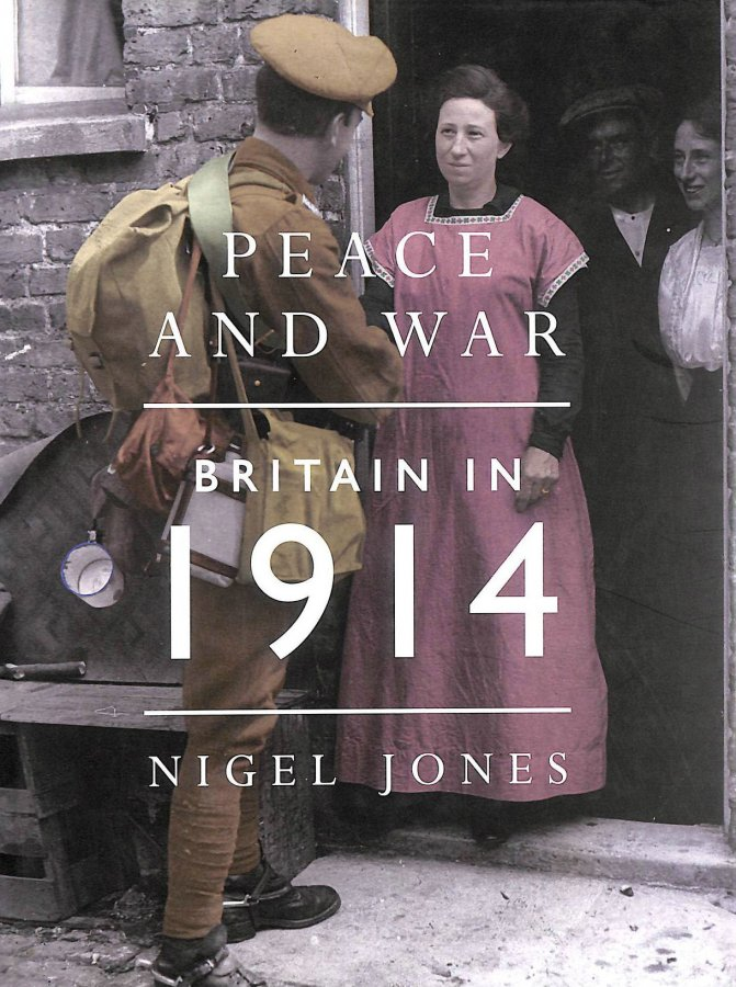 Image for Peace and War: Britain in 1914