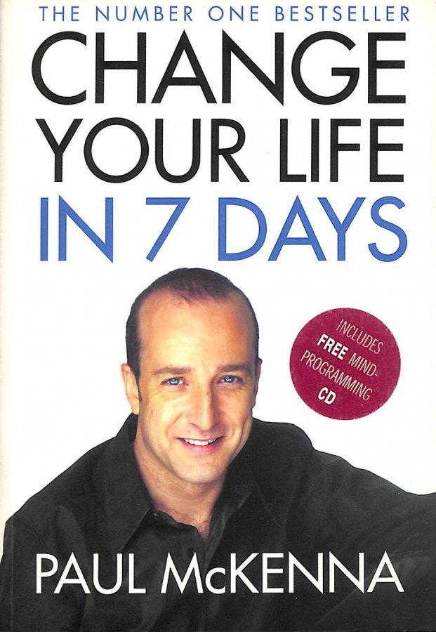Image for Change Your Life in 7 Days (Book and CD)