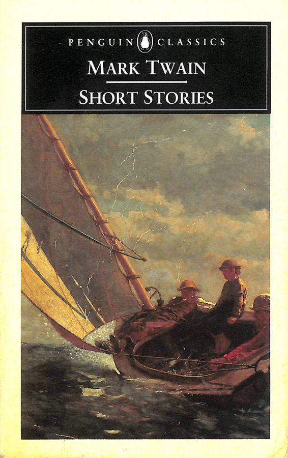 Image for Mark Twain's Short Stories (Penguin Classics)