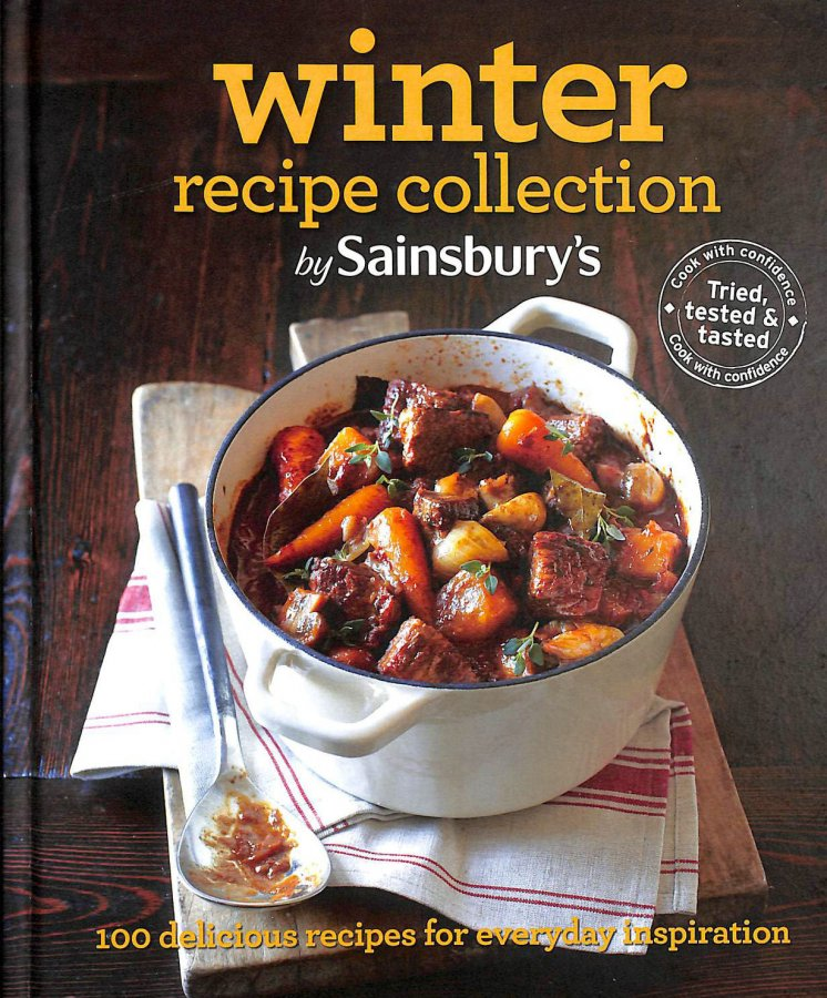 Image for Winter Recipe Collection by Sainsbury's