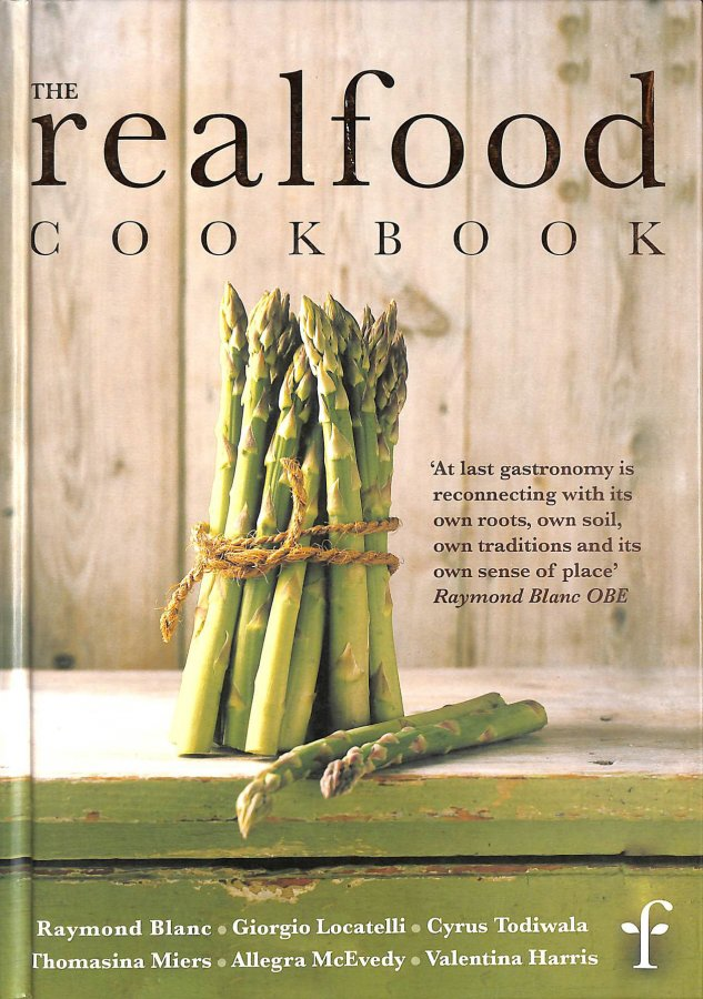 Image for The Real Food Cookbook