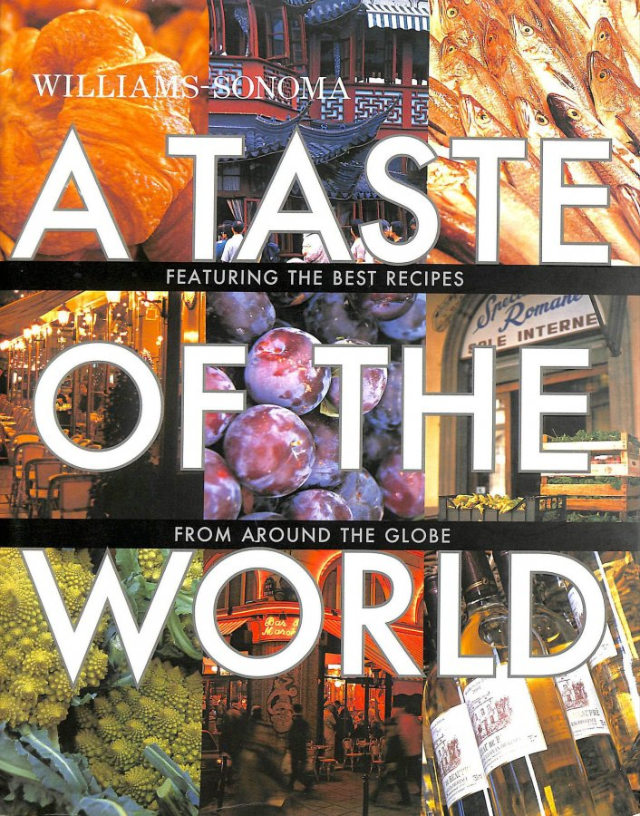 Image for A Taste of the World
