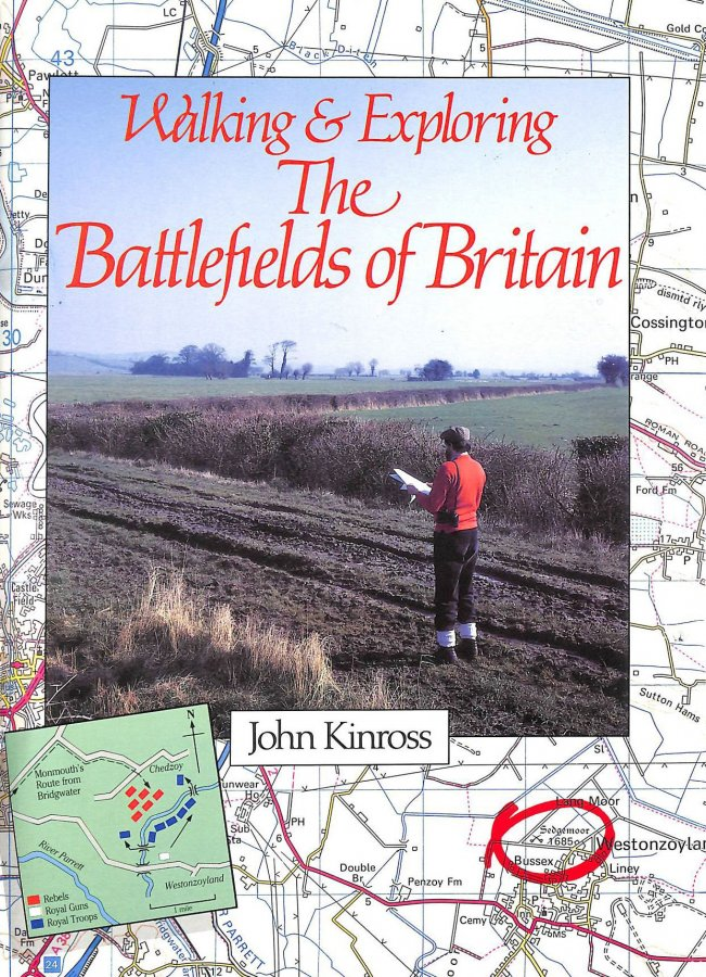 Image for Walking and Exploring the Battlefields of Britain