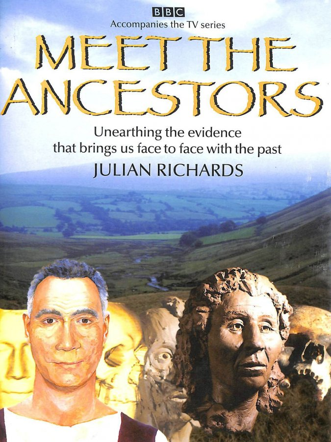 Image for Meet the Ancestors