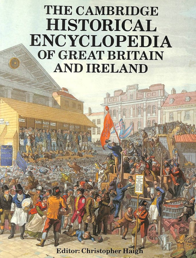 Image for The Cambridge Historical Encyclopedia of Great Britain and Ireland