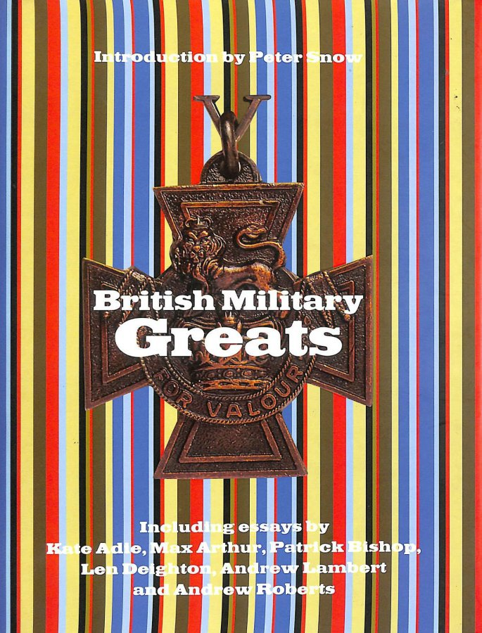 Image for British Military Greats