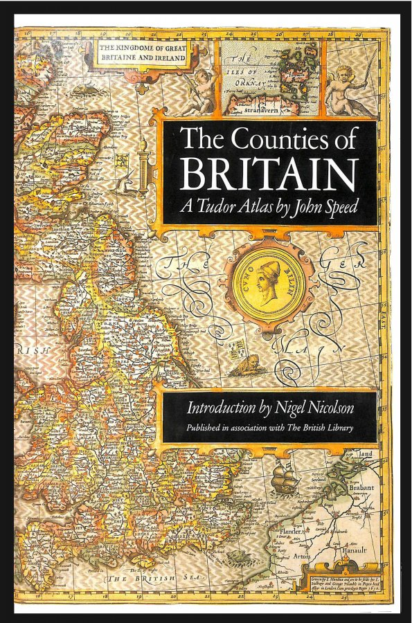 Image for COUNTIES OF BRITAIN: A Tudor Atlas by John Speed