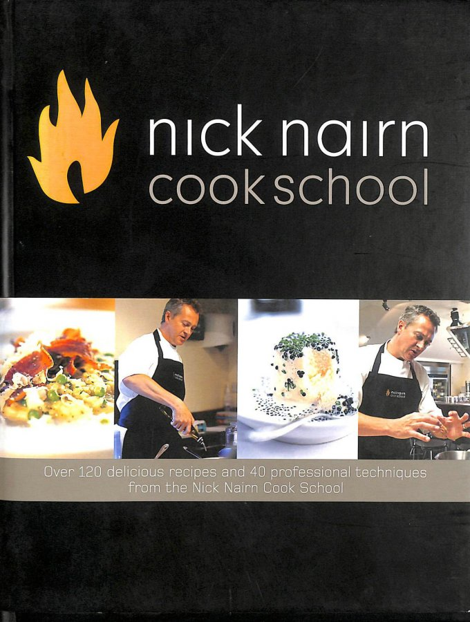 Image for Nick Nairn Cook School Cookbook