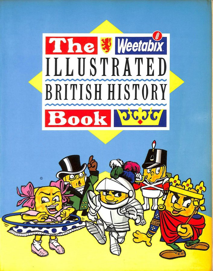 Image for WEETABIX ILLUSTRATED BRITISH HISTORY BOOK