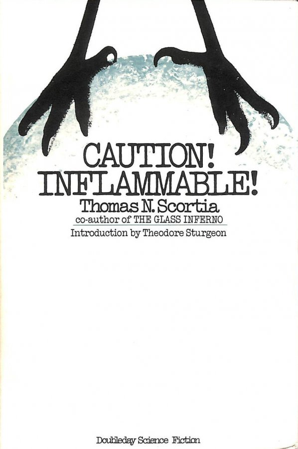 Image for Title: Caution Inflammable