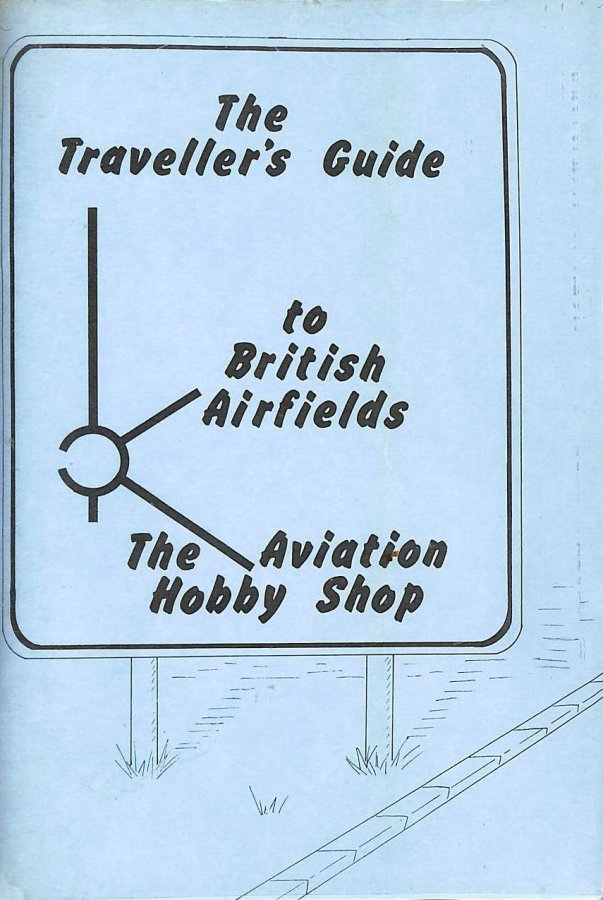 Image for Traveller's Guide to British Airfields