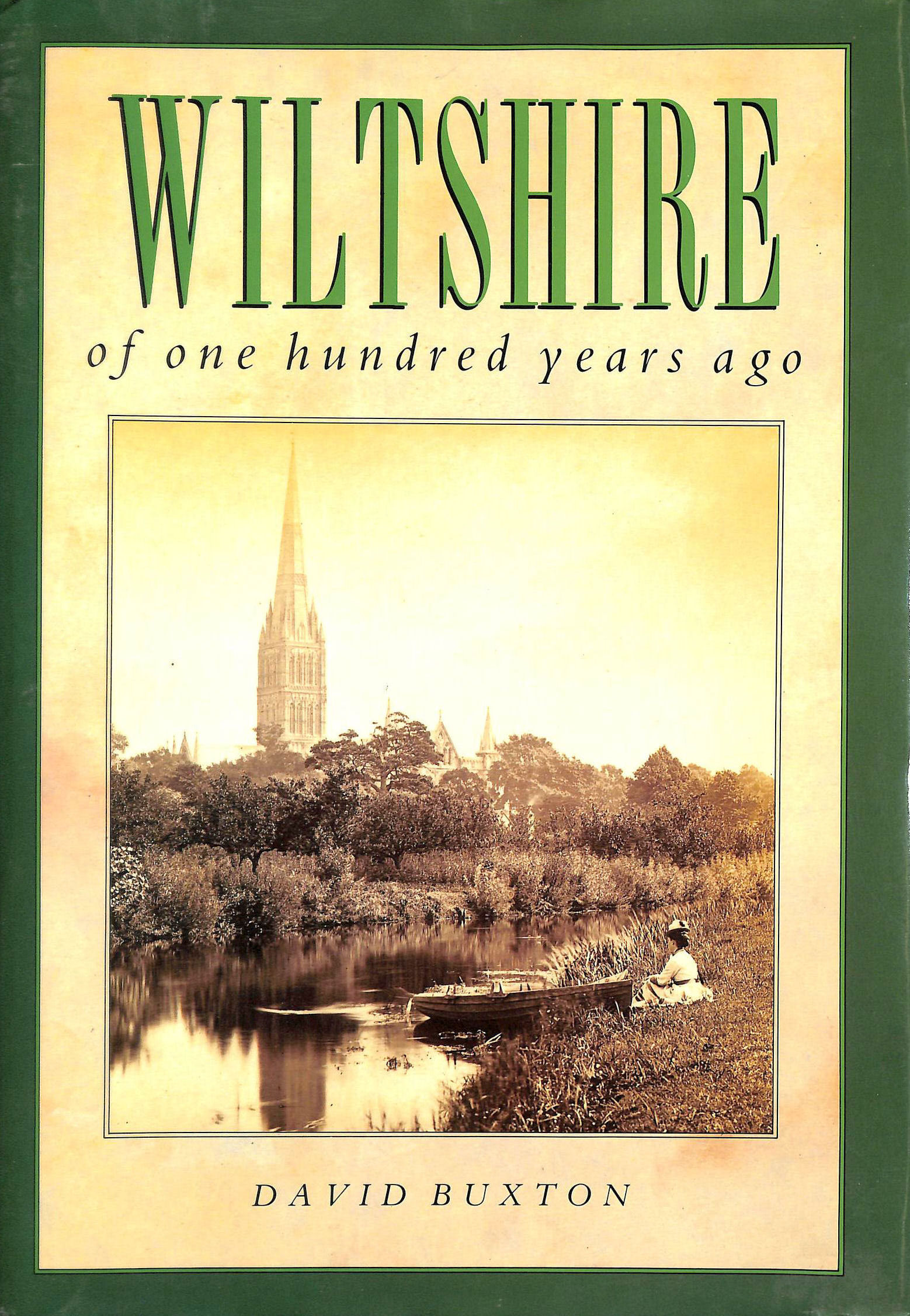 Image for Wiltshire of One Hundred Years Ago (One Hundred Years Ago series)