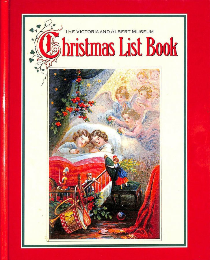 Image for The Victoria and Albert Museum Christmas List Book