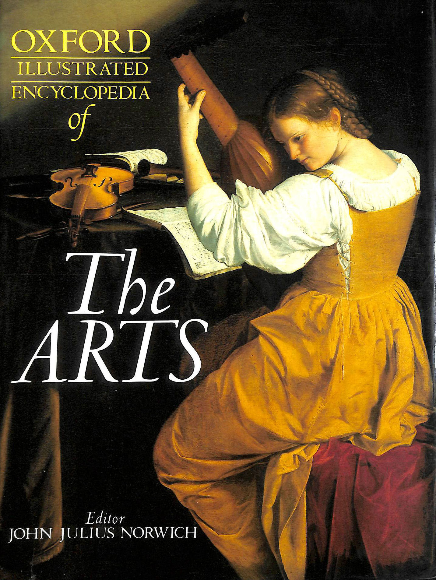 Image for Oxford Illustrated Encyclopedia Vol 5, The Arts.: The Arts v. 5