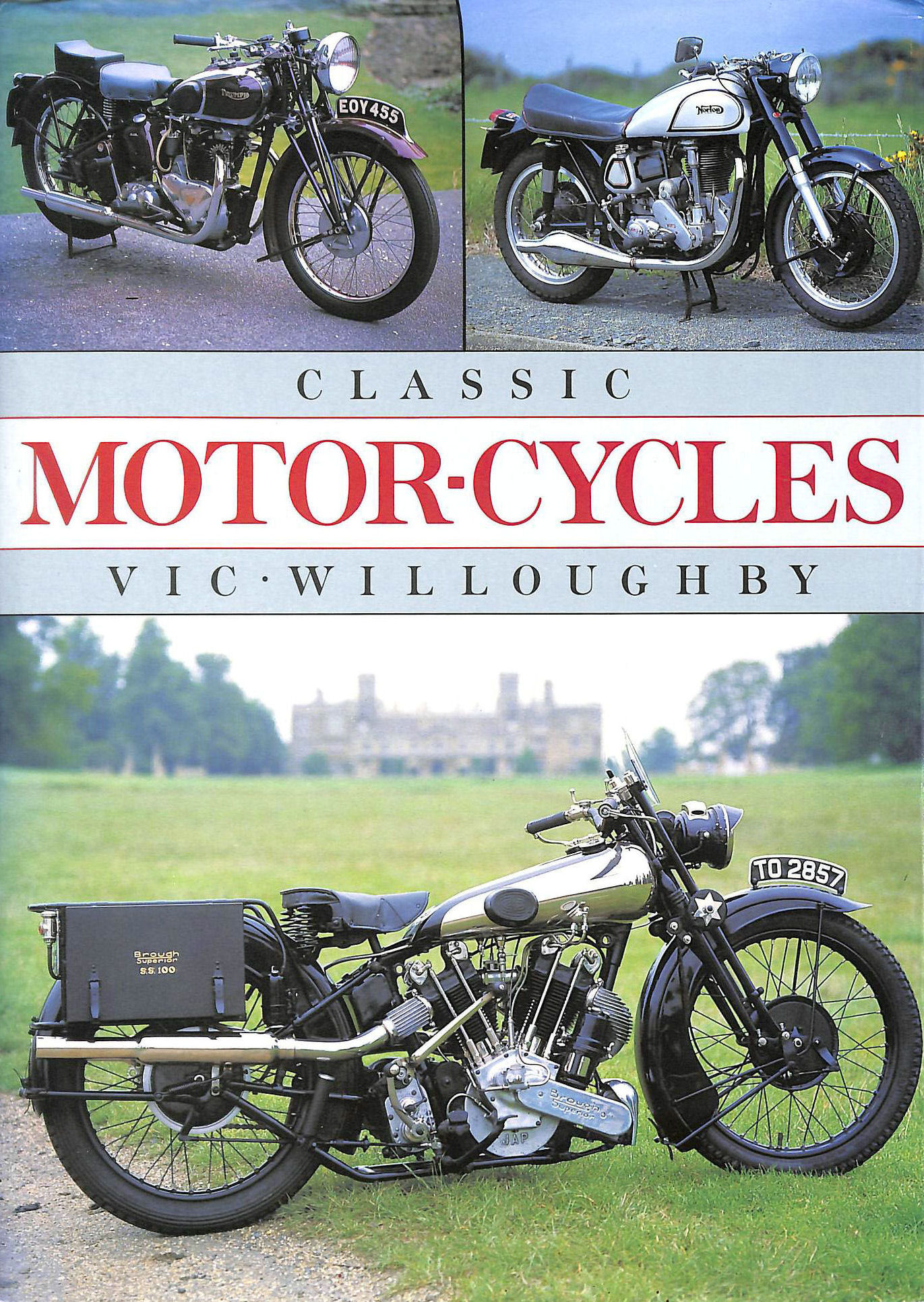 Image for CLASSIC MOTOR CYCLES.