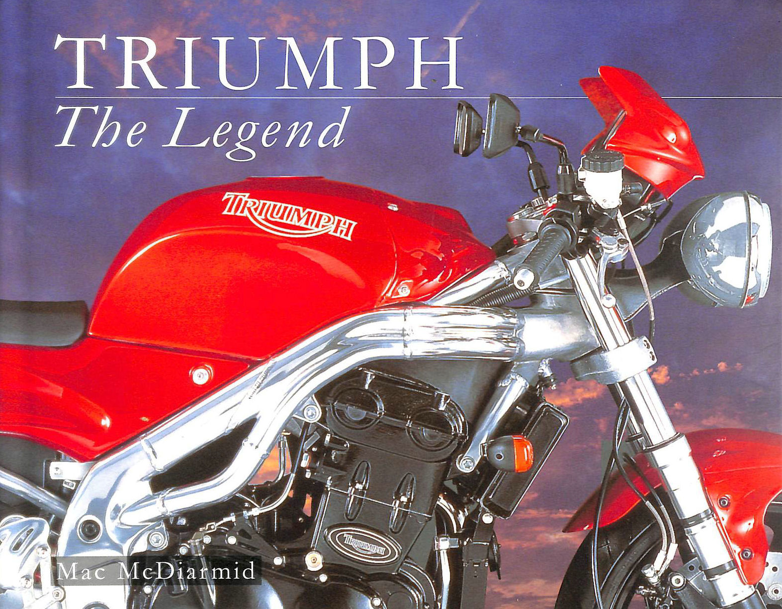 Image for Triumph (The Legends Series)
