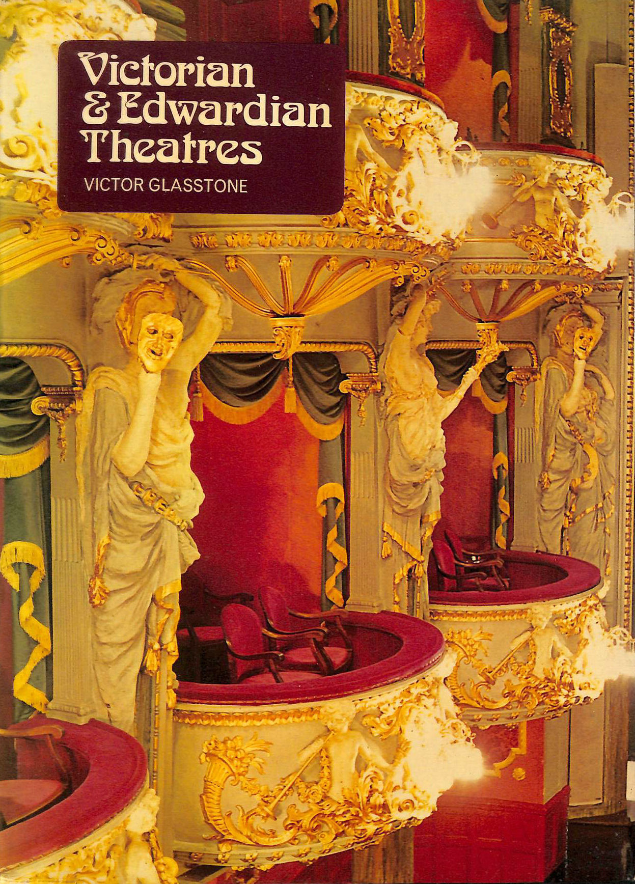 Image for Victorian and Edwardian Theatres