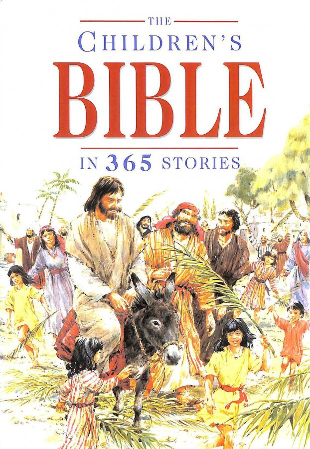 Image for The Children's Bible in 365 Stories