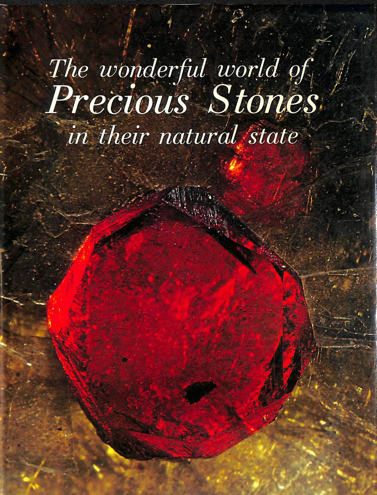 Image for THE WONDERFUL WORLD OF PRECIOUS STONES IN THEIR NATURAL STATE