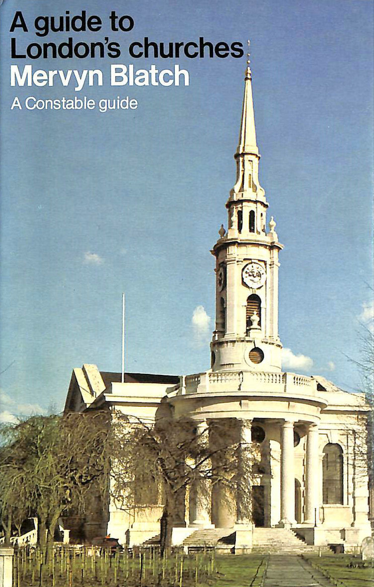 Image for A Guide to Londons Churches