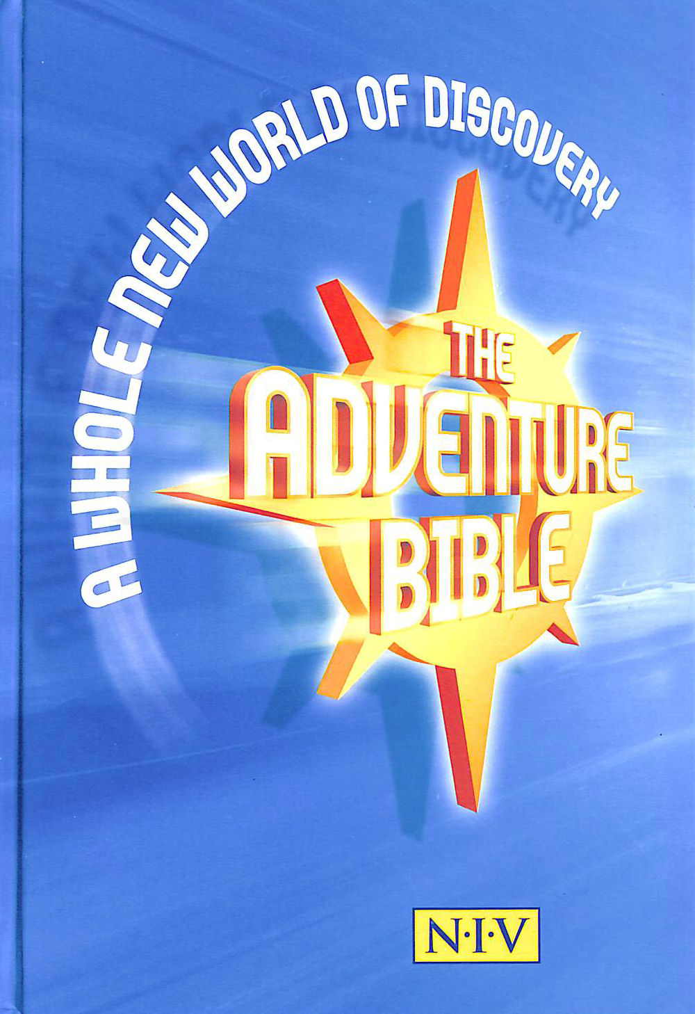 Image for NIV Adventure Bible: New International Version (Bible Niv)