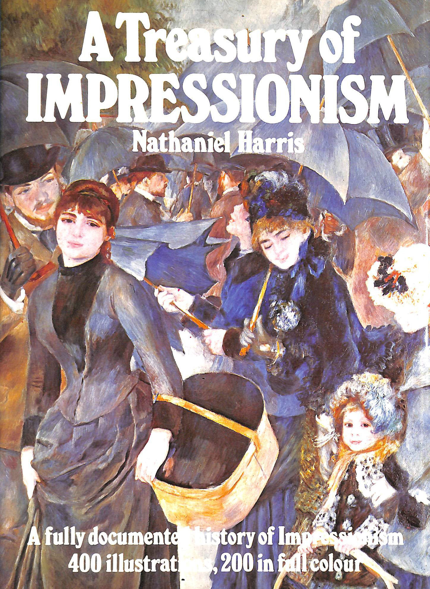 Image for A Treasury of Impressionism