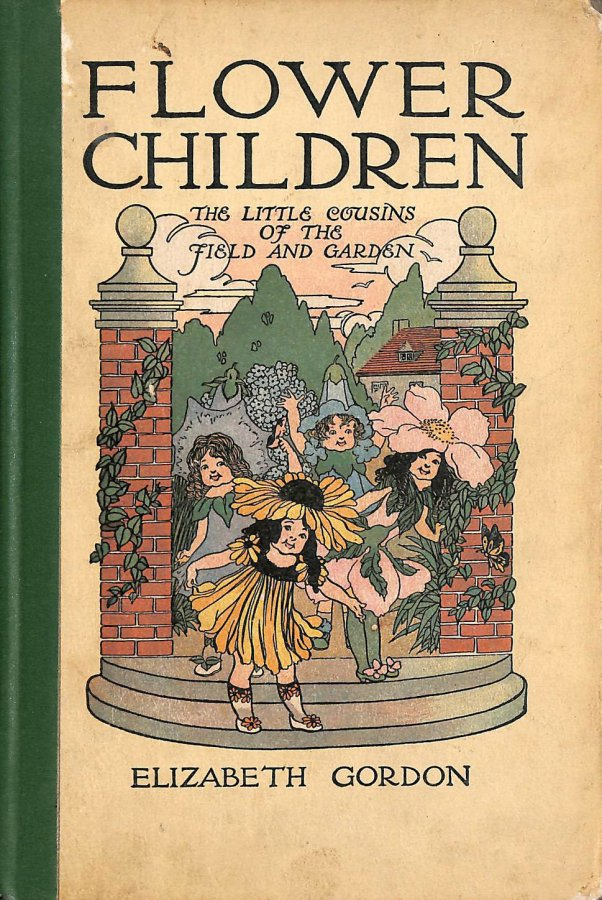 Image for Flower Children the Little Cousins of TH