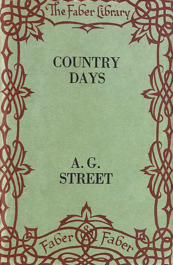 Image for Country Days
