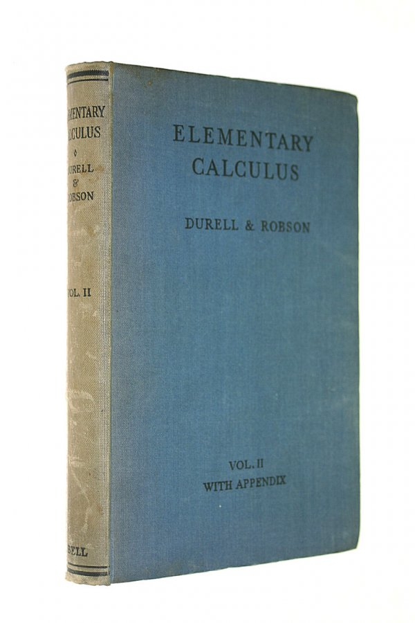 Image for Elementary Calculus Volume II