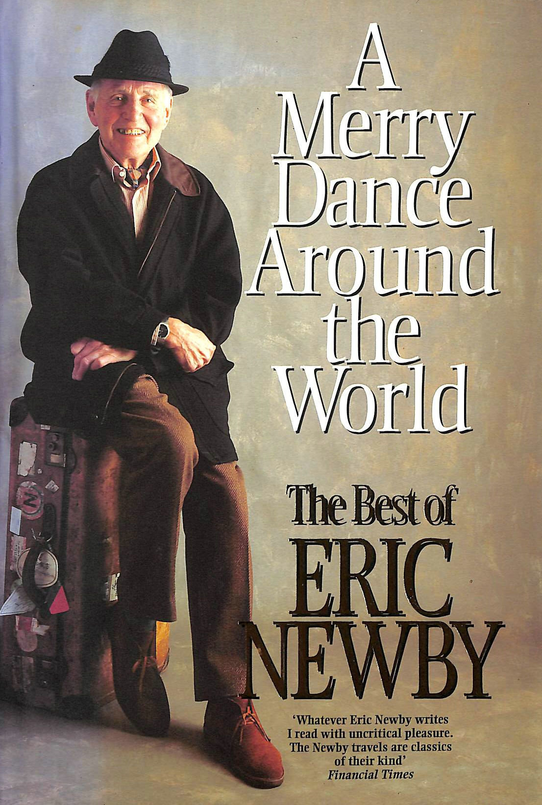 Image for A Merry Dance Around the World: The Best of Eric Newby