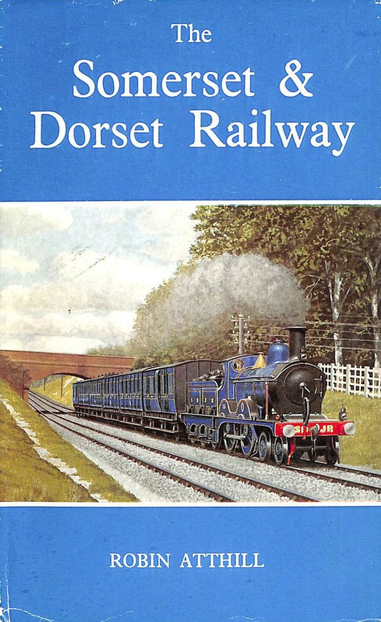 Image for Somerset and Dorset Railway (Railway History)