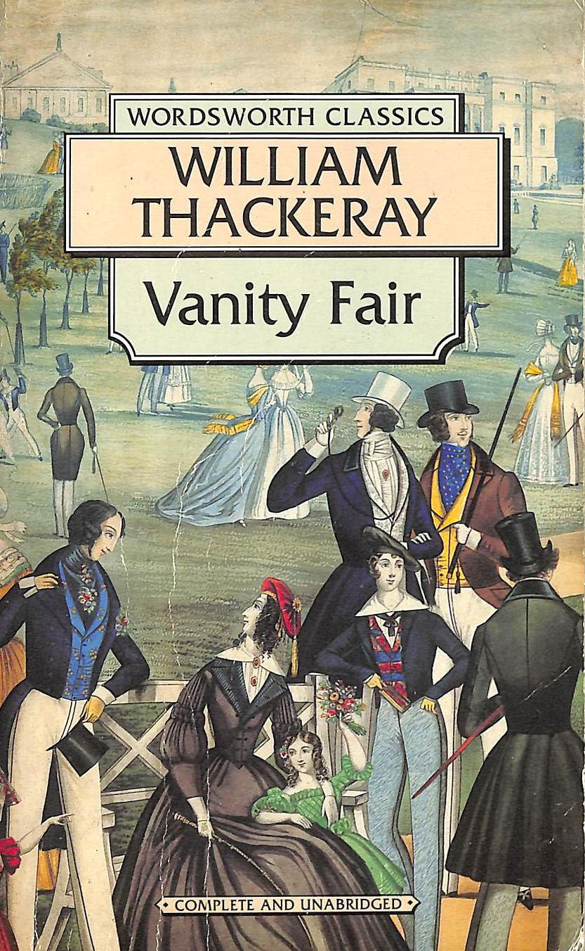 vanity fair thackeray william makepeace sutherl and john