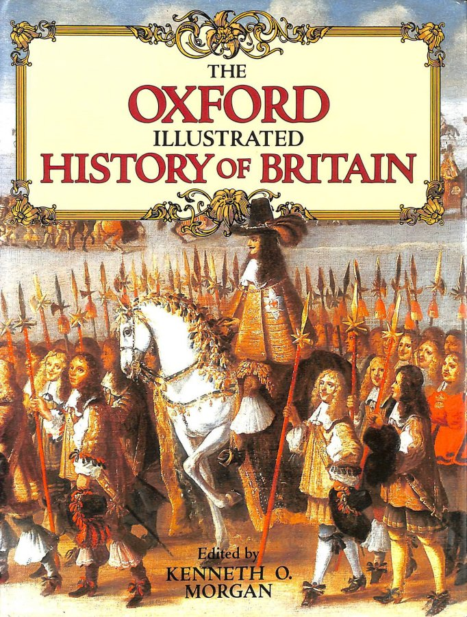 Image for The Oxford Illustrated History of Britain (Oxford Illustrated Histories)