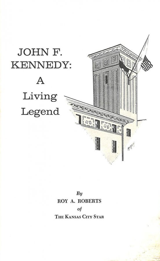 Image for John F. Kennedy: A Living Legend