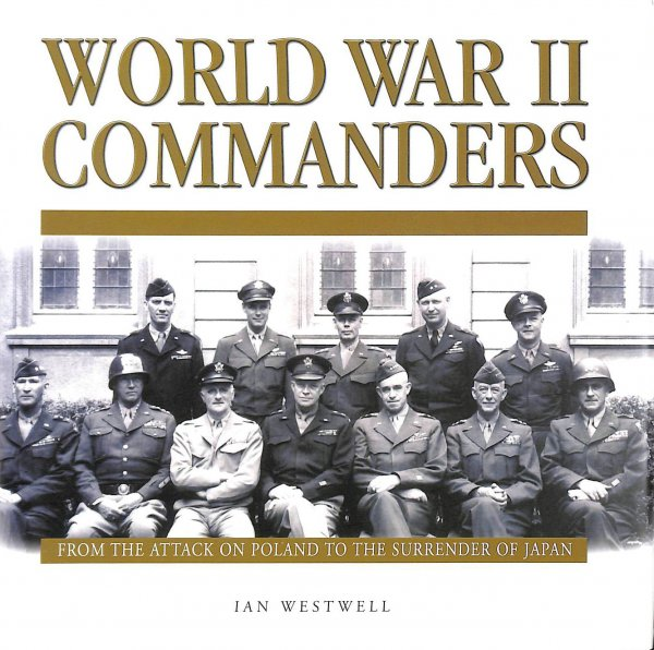 Image for World War II Commanders
