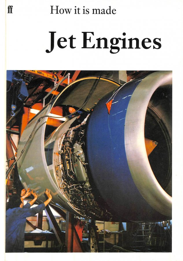 Image for Jet Engines (How it is Made S.)