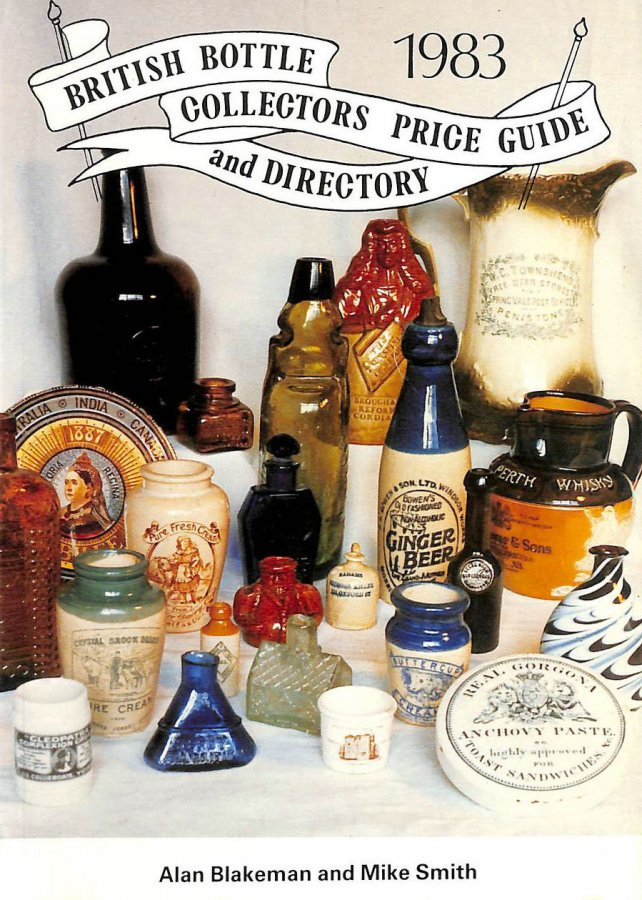 Image for British Bottle Collector's Price Guide and Directory 1983