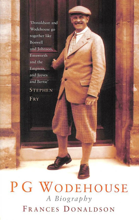 Image for P G Wodehouse. A Biography.