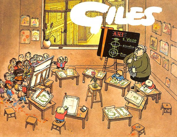 Image for Giles Annual, Twenty-third (23rd) Series (1970 - Published 1969)