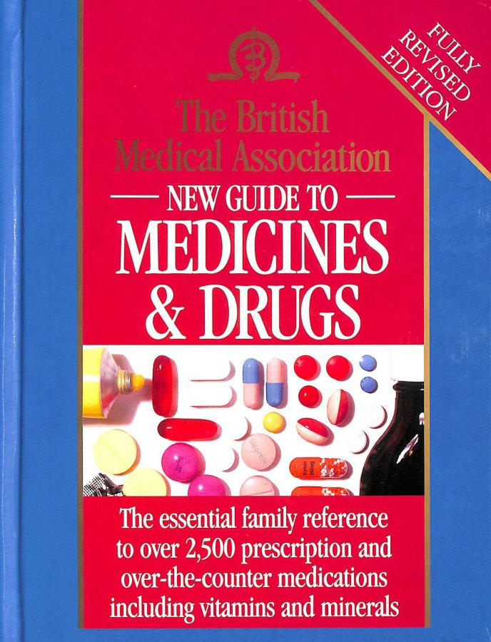 Image for British Medical Association New Guide to Medicines and Drugs