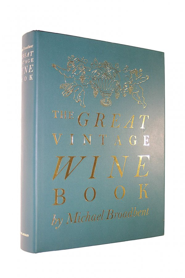 Image for Great Vintage Wine Book
