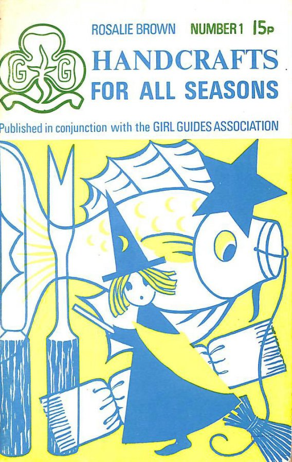 Image for Handicrafts for All Seasons - Book No.1 (published in conjunction with the Girl Guides Assoc.)