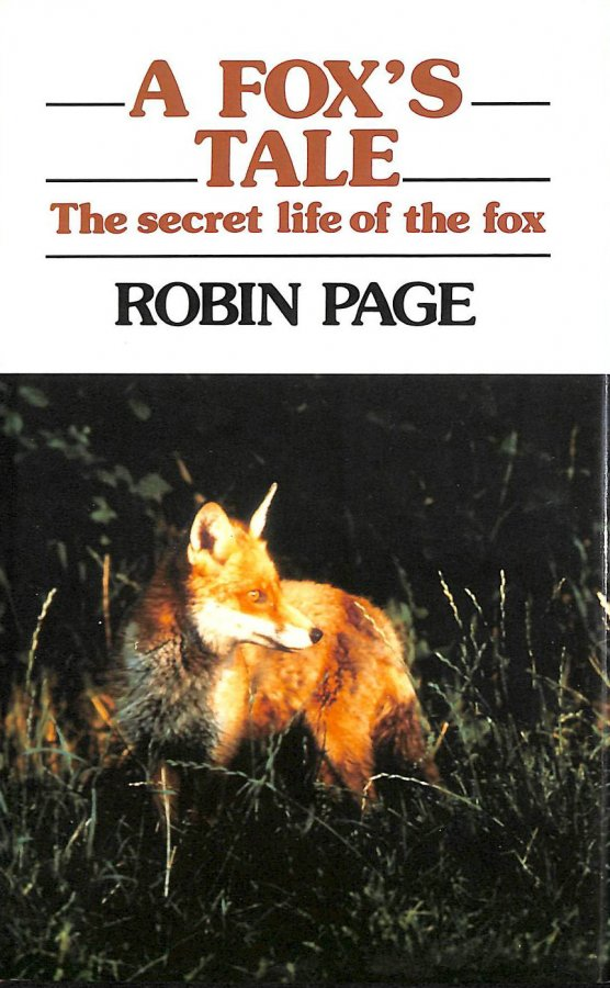 Image for Fox's Tale (New Portway Large Print Books)