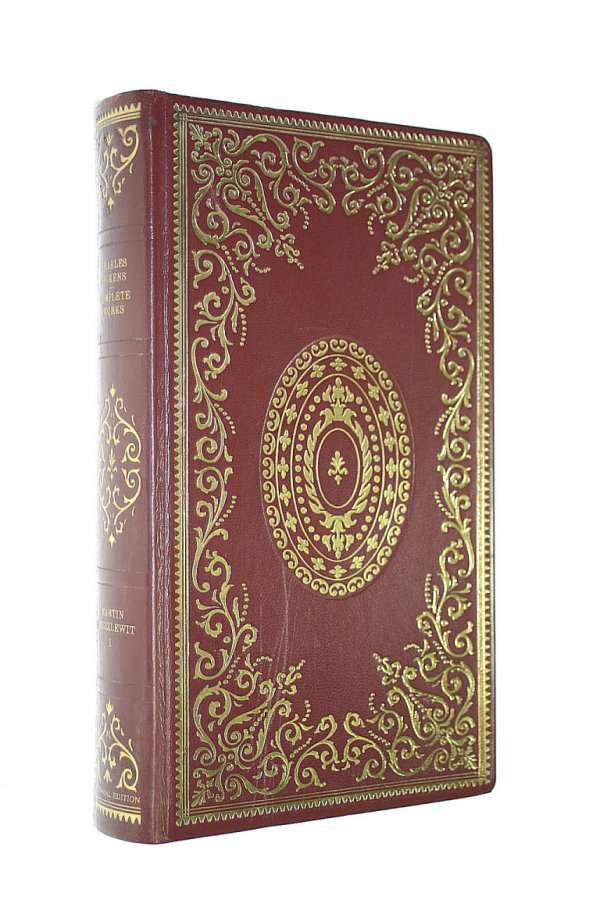 Image for Martin Chuzzlewit, Part 1: Heron Centennial Edition