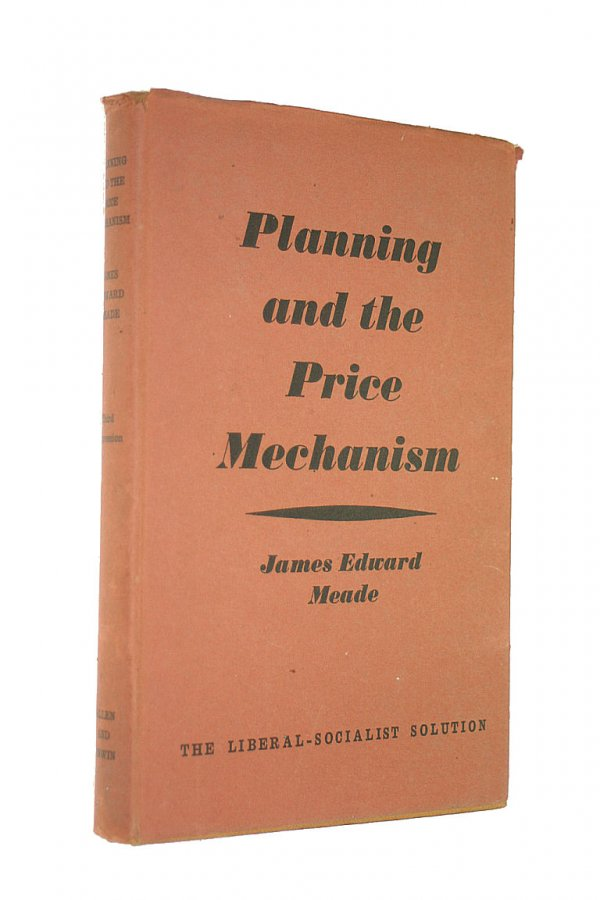 Image for Planning and the Price Mechanism